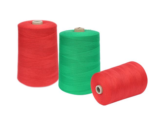 彩色缝包线