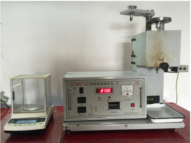 溶融脂数测试仪